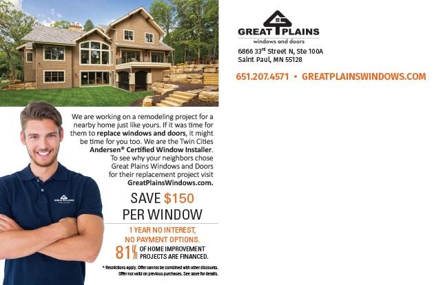 Great Plains Windows