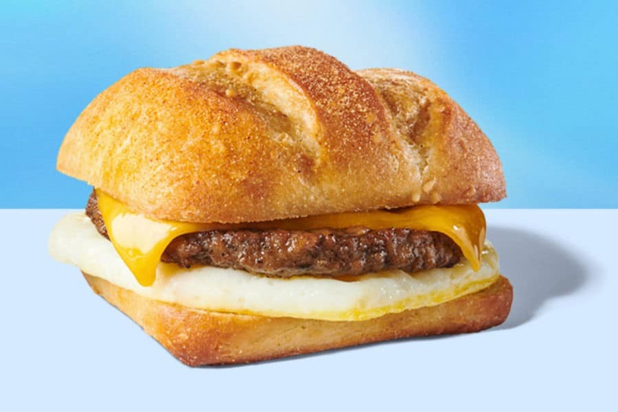 Starbucks Introduces Impossible Breakfast Sandwich